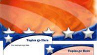 دانلود قالب پاورپوینت زیبای پرچم آمریکا 4 مناسب جهت طراحی پاورپوینت